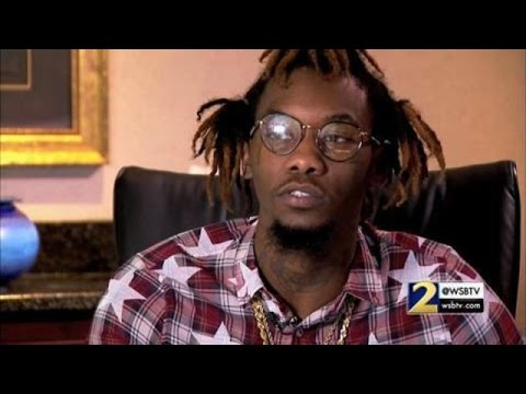 "Offset Of Migos ""Warns Sahbabii To Never Come Back To Atlanta"""