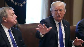 Durbin insists Trump said 'shithole countries'