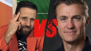 Crooked Vic Lombardi vs Brandon Perna