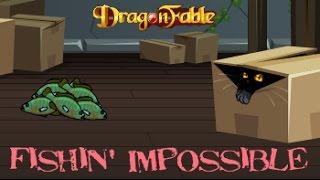 Dragon Fable Fishin Impossible