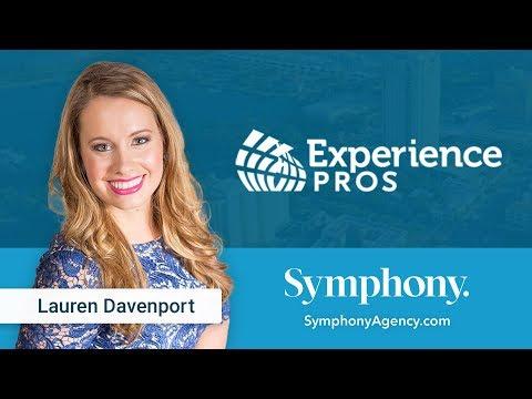 Experience Pros Radio Interview | Lauren Davenport