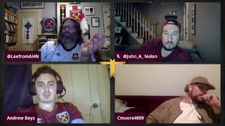 West Ham Wednesday Night American Billionaire Edition 16 September 2020 (Mexican Independence Day)