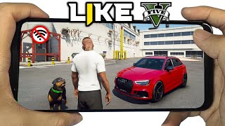 Top 10 Games Like Gta 5 For Android & Ios