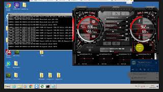 Майним ZelCash (ZEL) на алгоритме Equihash картами Nvidia GTX 1066
