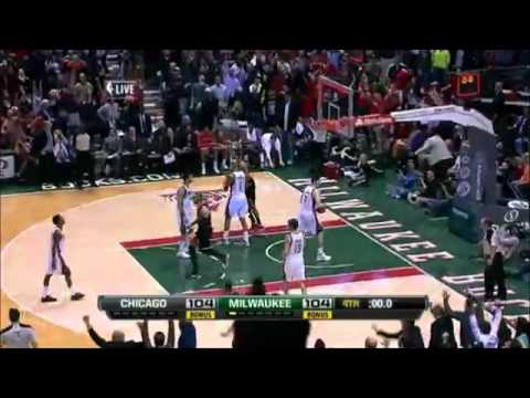 Derrick Rose Mix-2012-Right Above It(HD)