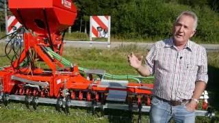Franche-Comté, le GreenMaster Guttler une solution agronomique