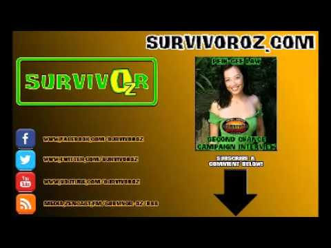 Survivor Oz - Peih Gee Law Second Chances Campaign Interview
