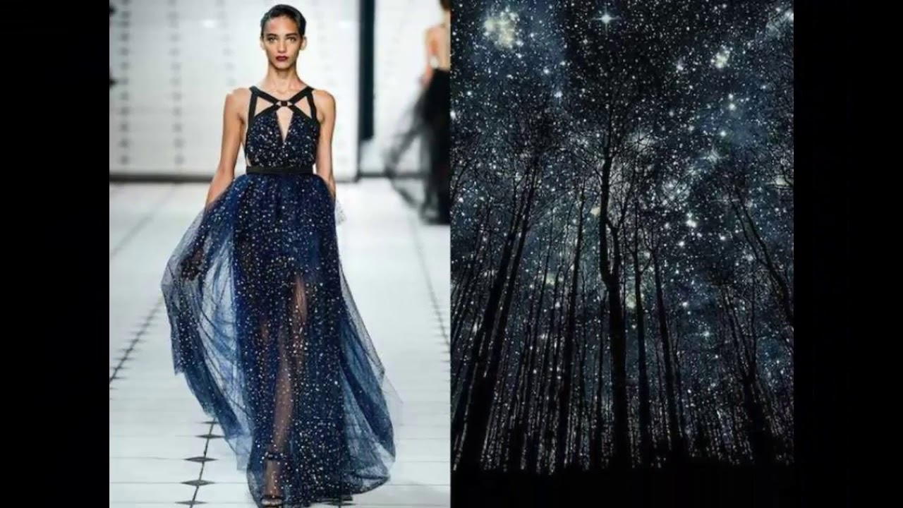 Wonderful Dresses Inspired By Architecture & Nature