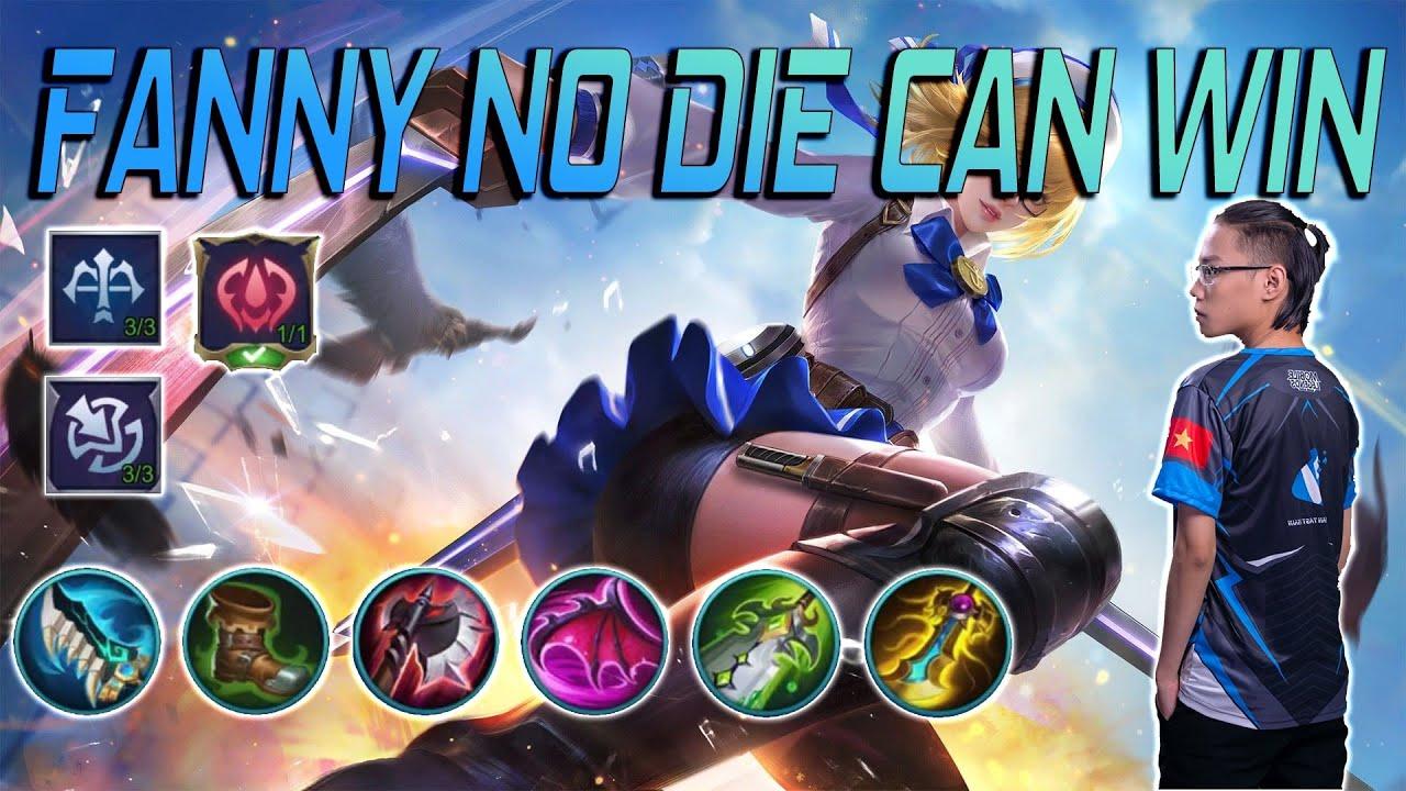 FANNY NO DIE CAN WINNN!
