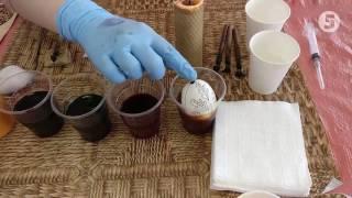 як зробити яйця своїми руками