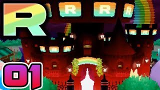 TEAM ROCKET FESTIVAL PLAZA!?   Rainbow Rocket Episode - Part 1