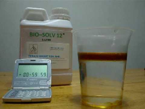 BIO-SOLV 12 DEGREASER