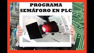 Video Como programar un semáforo con parpadeo y uso de contadores en PLC download MP3, 3GP, MP4, WEBM, AVI, FLV Juli 2018