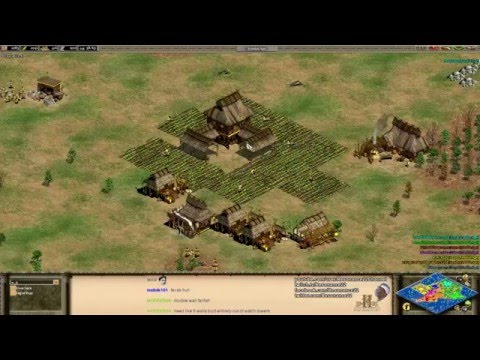 "Aoe2 HD: ""African Kingdoms"" – Texas FFA KotH Diplomacy"