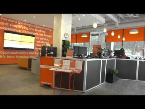 Learn more about Tangerine Bank's  locations!