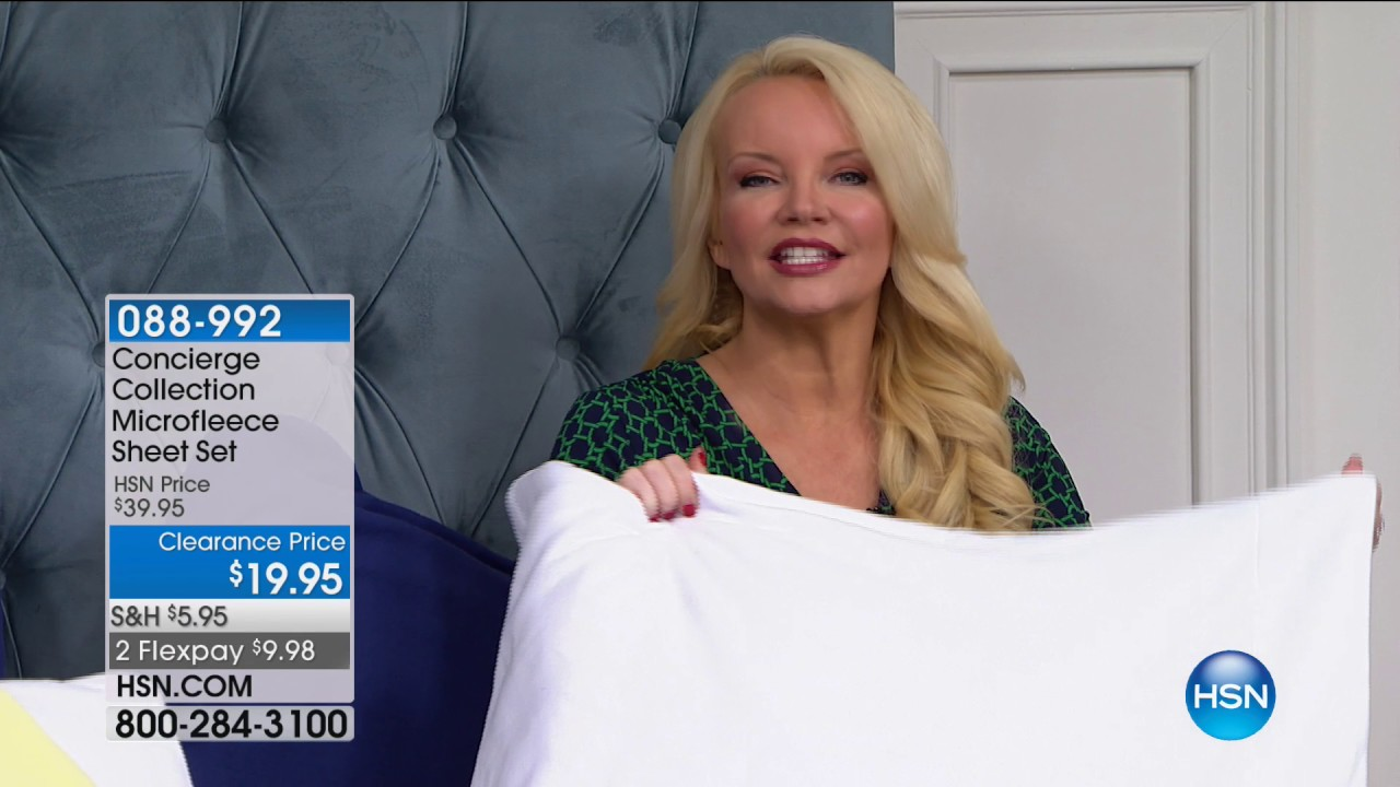 hsn | bedding clearance 06.18.2017 - 03 pm - youtube