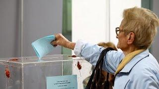 В Сербии начались президентские выборы