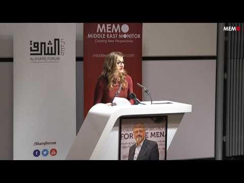Sarah Leah Whitson - Remembering Jamal Khashoggi