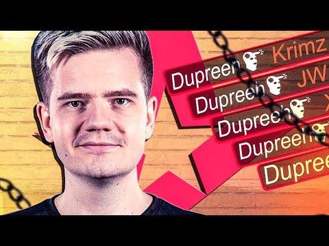 10 случаев когда Dupreeh поразил весь мир (CS:GO)
