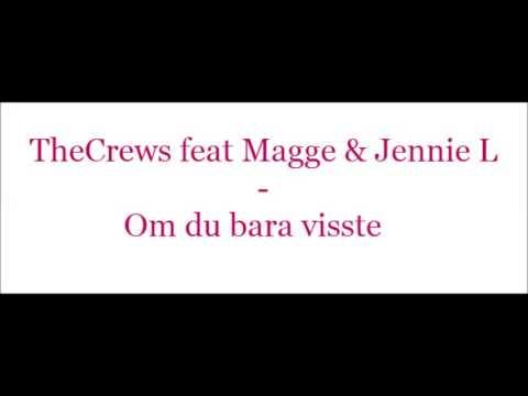 TheCrews feat Magge & Jennie L - Om du bara visste