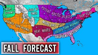 First Fall forecast 2020