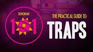 TF2 Demoman 101 - Traps