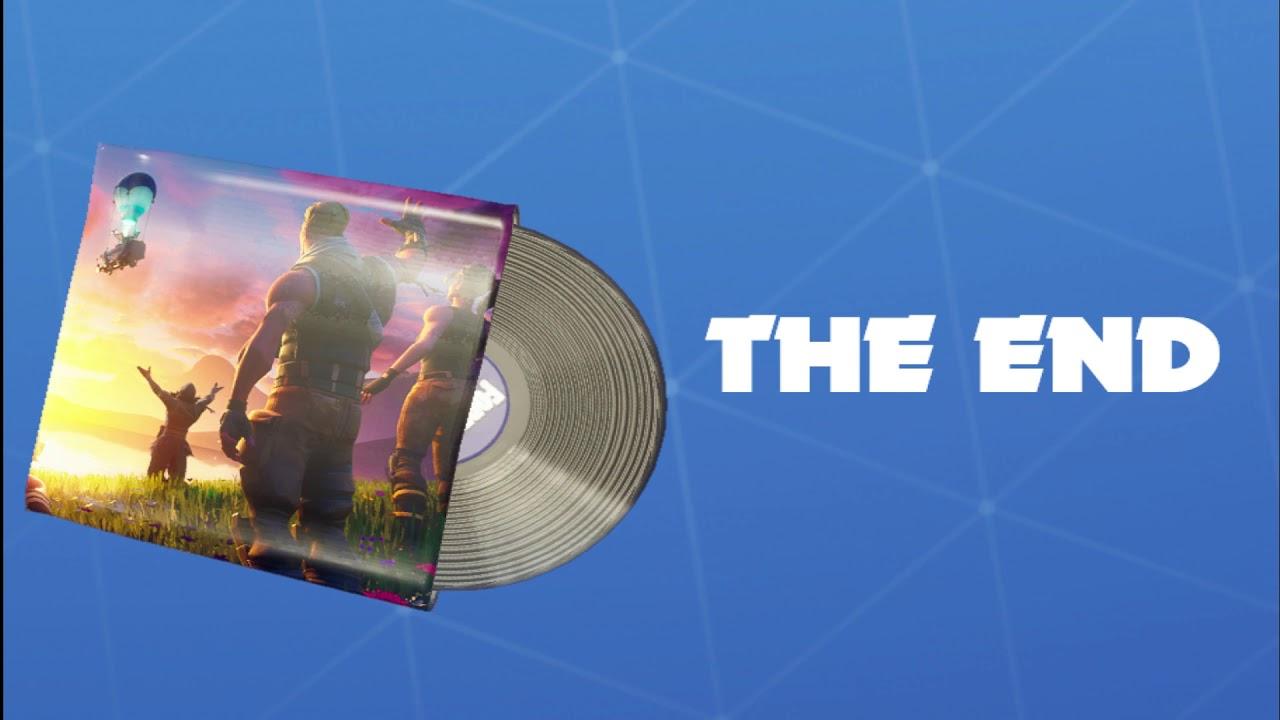 Fortnite | The End Lobby Music (Chapter 2 Season 1) - YouTube