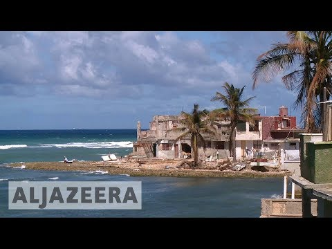 Rising seas; shrinking Cuban future, scientists say