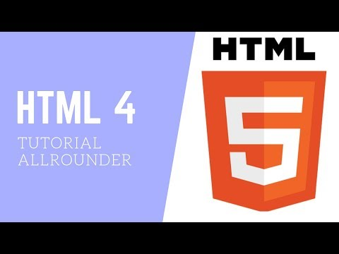 HTML Tutorial Beginner|  The Invisible Part-4 |  Create Your First Standard HTML File