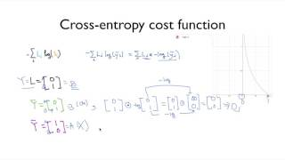 ML lec 6-2: Softmax classifier 의 cost함수