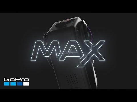 GoPro: Introducing MAX — Ignite Your Creativity