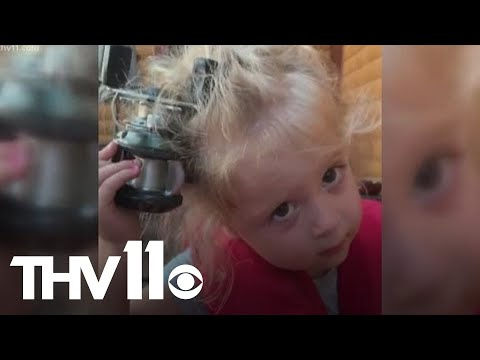 Arkansas Girl Goes Viral After Fishing With Dad Goes Awry