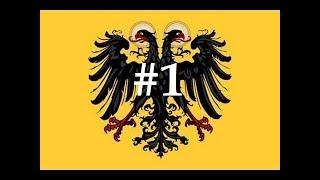 europa universalis 4. Восстановление Священной Римской Империи за Австрию Часть 1