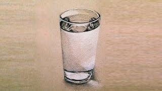 I Draw a Glass of Water