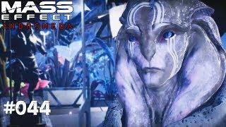 MASS EFFECT ANDROMEDA #044 - Ein heiliger Ort - Let's Play Mass Effect Andromeda Deutsch / German