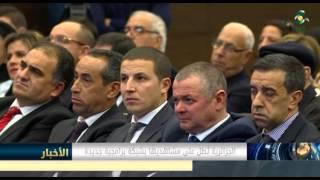 الرئيس المدير العام لقناة الجزائرية يقدم جانبا للشبكة البرامجية الجديدة
