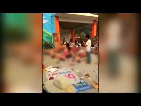 China preschool explosion