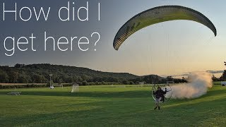 how to get into paramotors