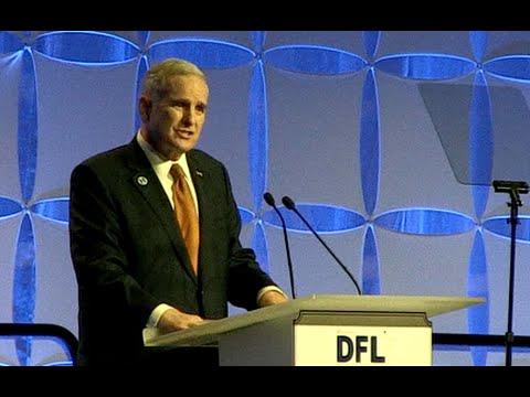 Gov Dayton Rips MN GOP At DFL Dinner