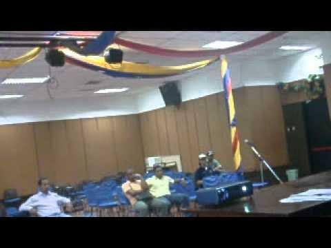 Reunion de Grupos Estudiantiles UNEXPO CARACAS Parte I