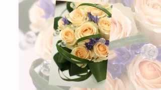 Свадебные букеты от салона цветов