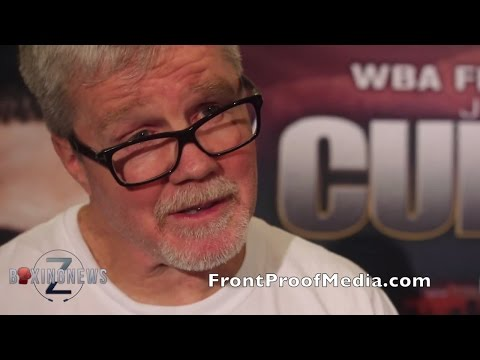 Freddie Roach on Ann Wolfe's training techniques, Cotto-Kirkland | Z-BoxingNews