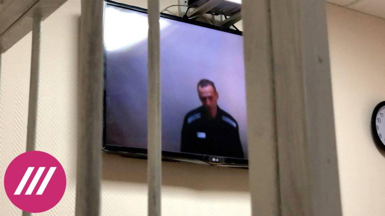 Получается я пожизненно склонен к побегу Речь Навального в суде по иску к колонии