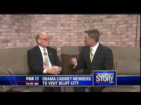 Cohen Discusses His Bill to Help Revitalize the Memphis Economy on FOX 13