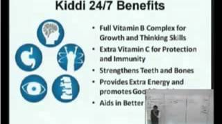 AIM GLOBAL PRODUCTS KIDDI 24/7