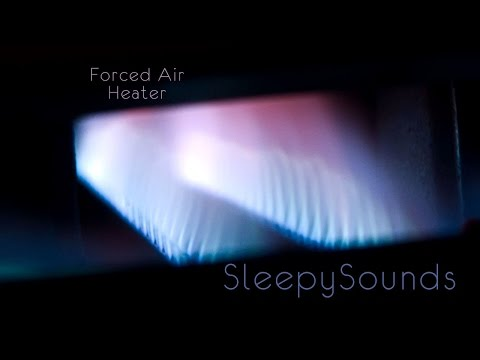 Forced Air Heater – 10 hours of household White Noise – Slee