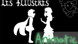 Animatic – Dark on me – Les Illustres