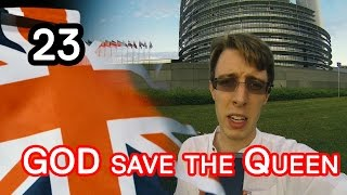 VLOG 23 - God save the QUEEN