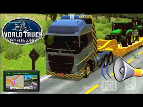 Volvo fh16 sound World Truck Driving Simulator 1.079