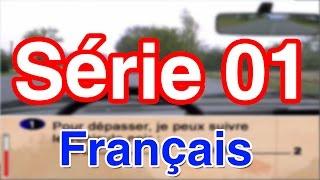 Code De La Route Au Maroc ( FR ) - Série 01